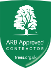 Arboricultural Association Approved Contractor logo